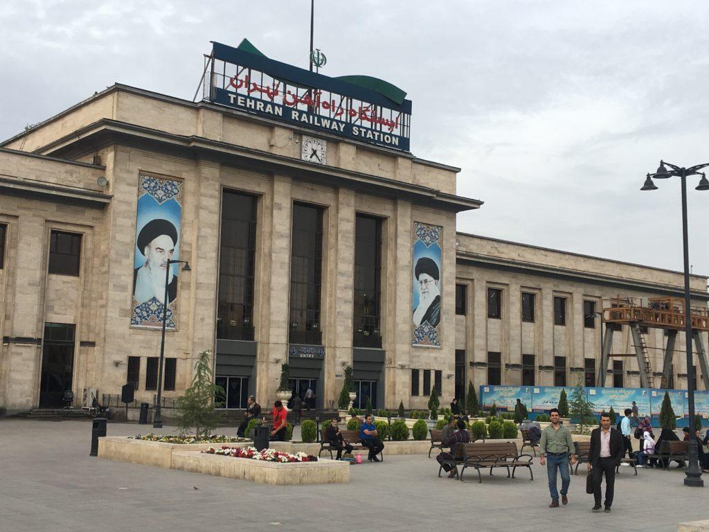Gruzja-Armenia-Iran-Stambuł. Dzień 7: Koleją do Sari 1