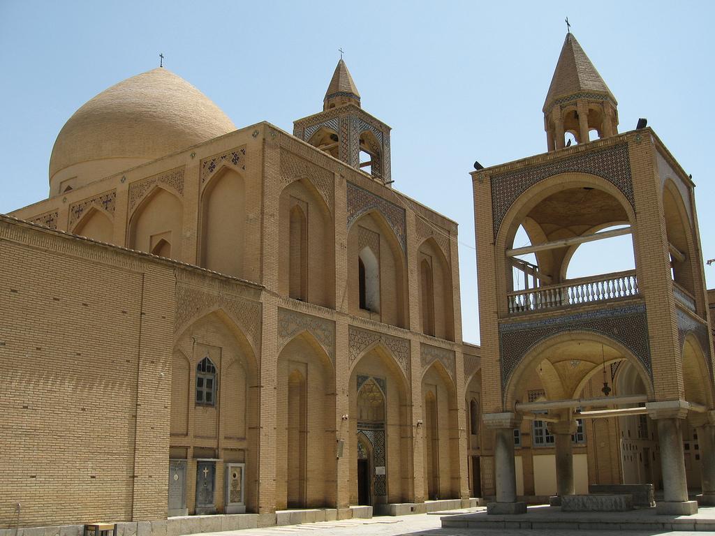 Gruzja-Armenia-Iran-Stambuł. Dzień 16: Esfahan i Teheran bye bye 1