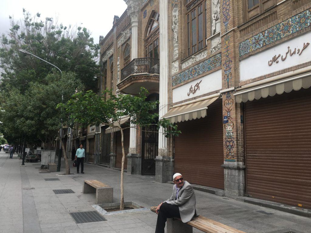 Gruzja-Armenia-Iran-Stambuł. Dzień 8-9: Morze Kaspijskie i Teheran 55