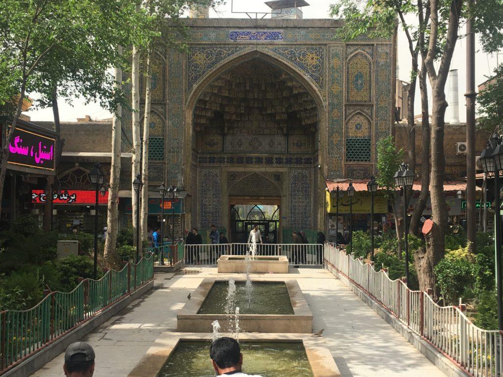 Gruzja-Armenia-Iran-Stambuł. Dzień 8-9: Morze Kaspijskie i Teheran 53