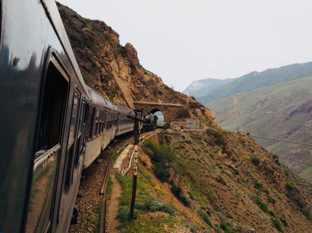 Gruzja-Armenia-Iran-Stambuł. Dzień 7: Koleją do Sari 6