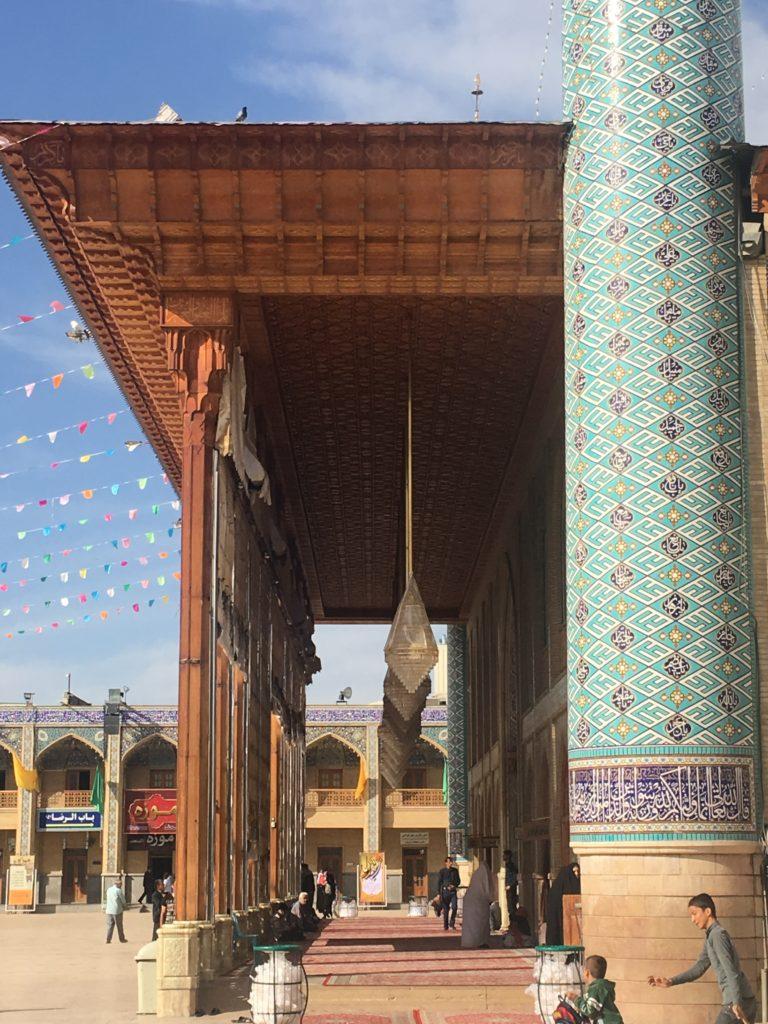 Gruzja-Armenia-Iran-Stambuł. Dzień 10: Shiraz 3