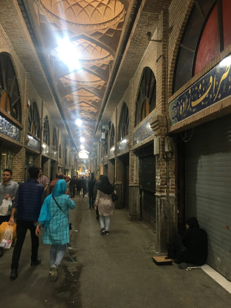 Gruzja-Armenia-Iran-Stambuł. Dzień 8-9: Morze Kaspijskie i Teheran 57