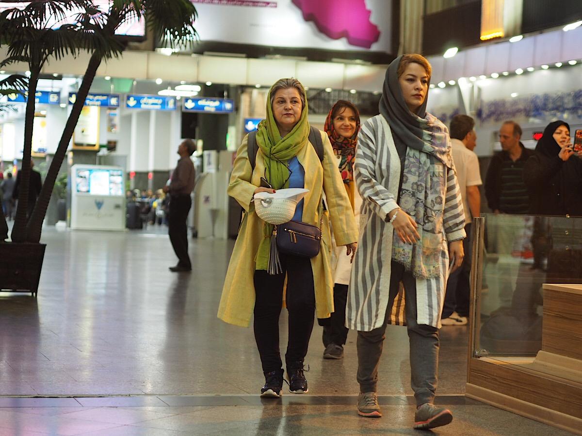 Gruzja-Armenia-Iran-Stambuł. Dzień 7: Koleją do Sari 2