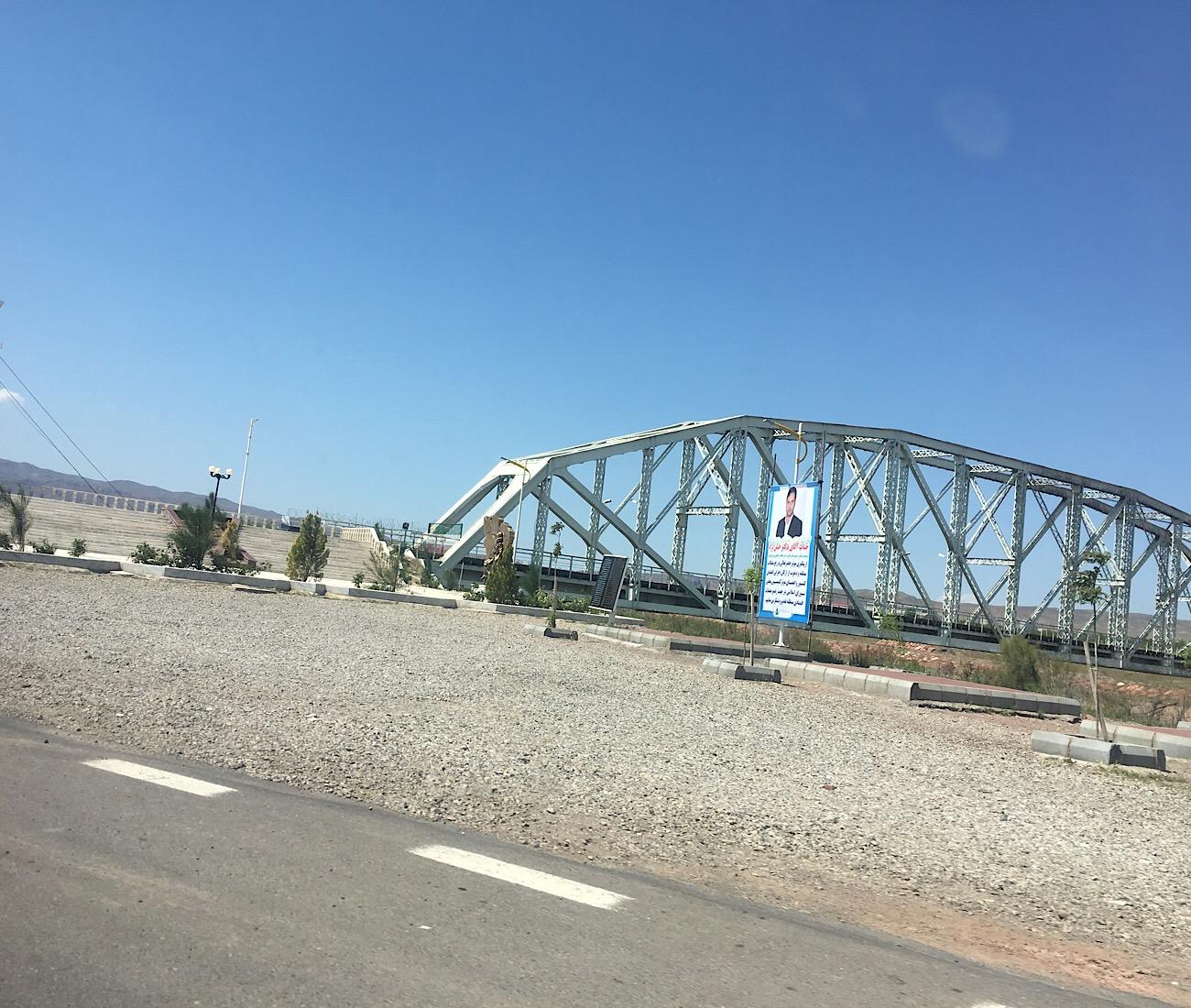 Gruzja-Armenia-Iran-Stambuł. Dzień 6: Nie jedna granica Iranu 1