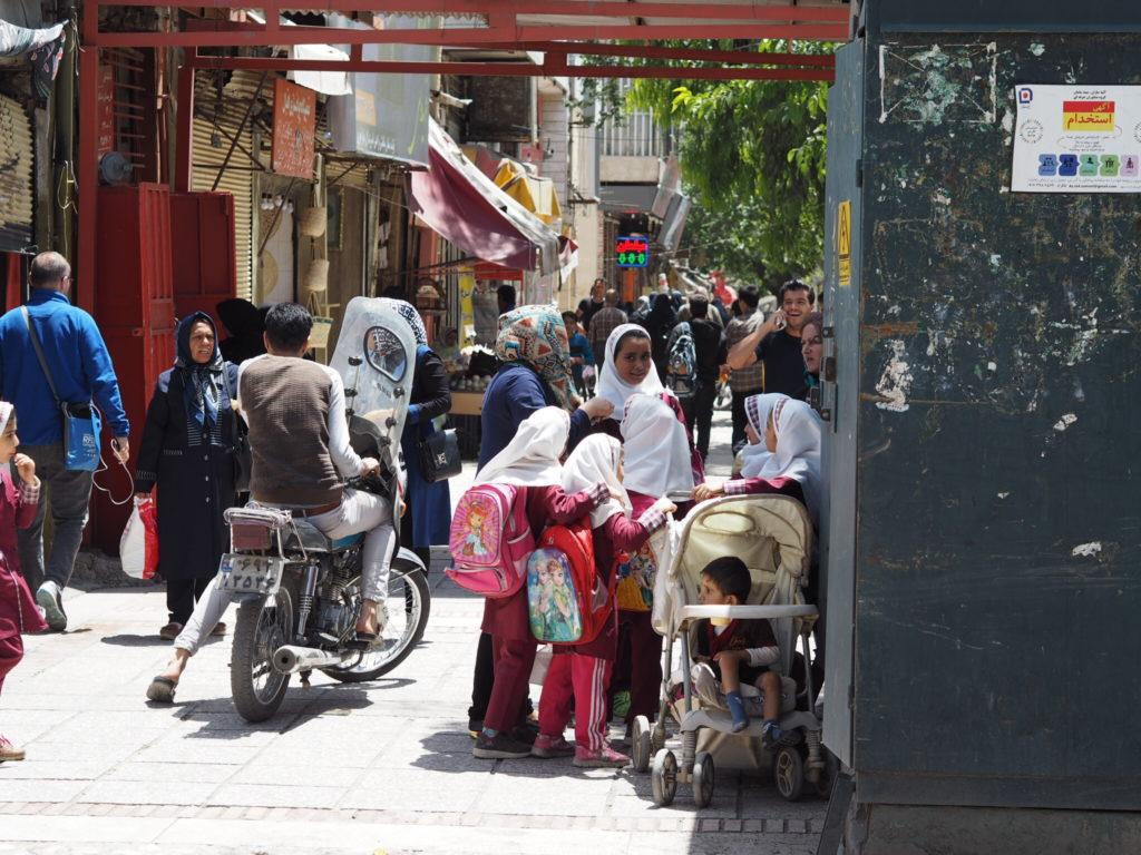 Gruzja-Armenia-Iran-Stambuł. Dzień 10: Shiraz 5