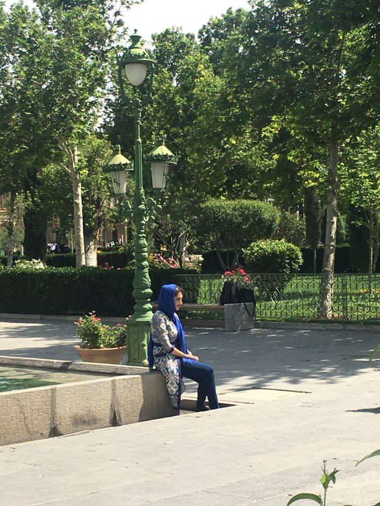 Gruzja-Armenia-Iran-Stambuł. Dzień 8-9: Morze Kaspijskie i Teheran 56