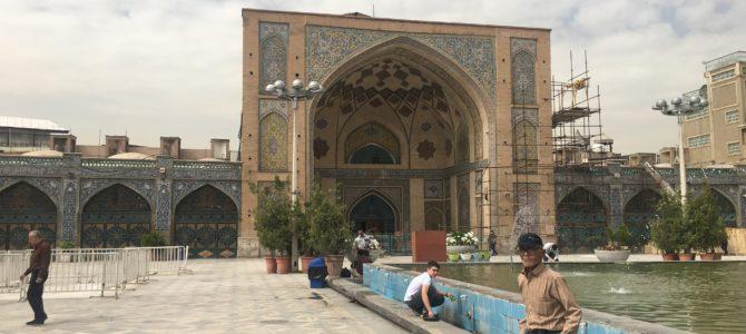 Gruzja-Armenia-Iran-Stambuł. Dzień 8-9: Morze Kaspijskie i Teheran