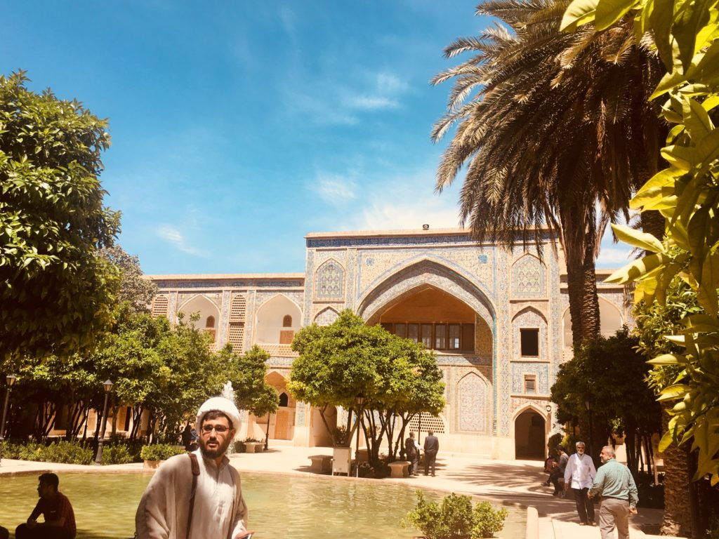 Gruzja-Armenia-Iran-Stambuł. Dzień 10: Shiraz 10