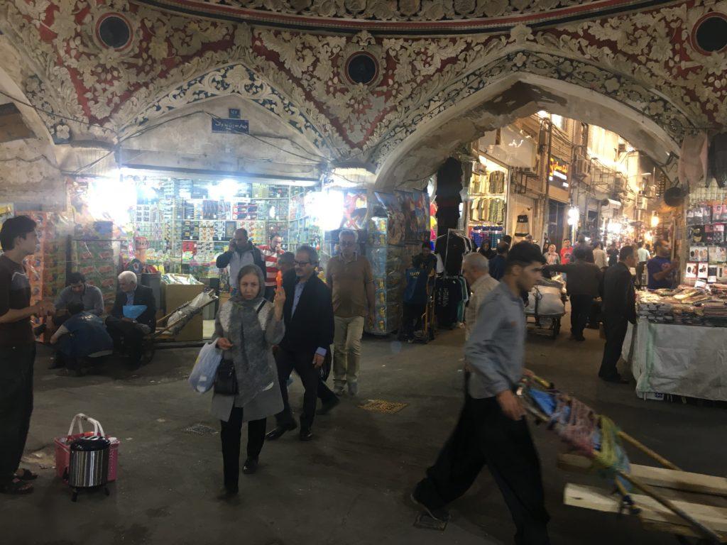 Gruzja-Armenia-Iran-Stambuł. Dzień 8-9: Morze Kaspijskie i Teheran 58