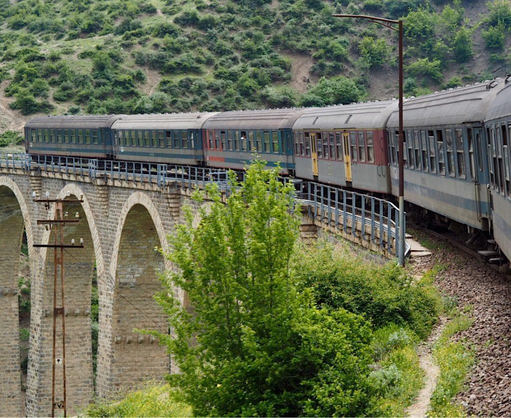 Gruzja-Armenia-Iran-Stambuł. Dzień 7: Koleją do Sari 11