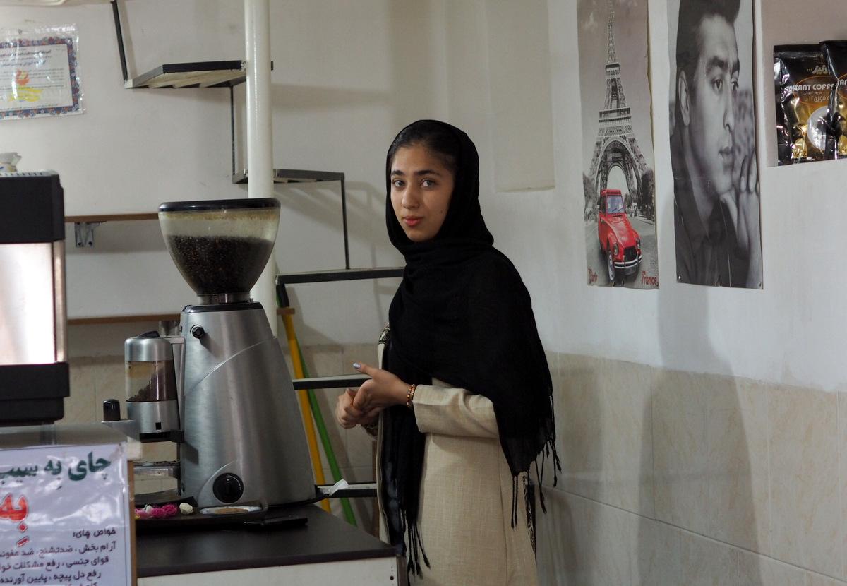 Gruzja-Armenia-Iran-Stambuł. Dzień 13: Yazd i wyjazd 12