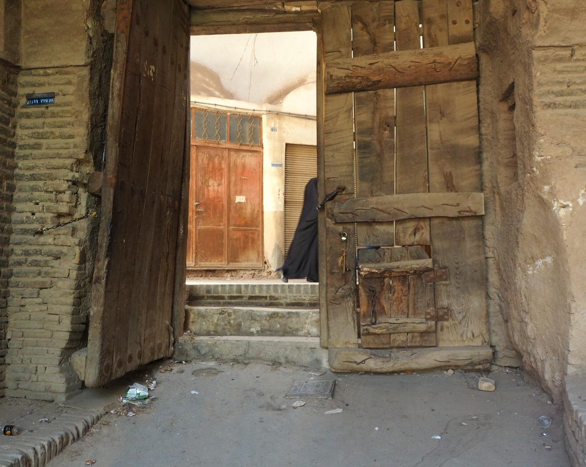 Gruzja-Armenia-Iran-Stambuł. Dzień 13: Yazd i wyjazd 15