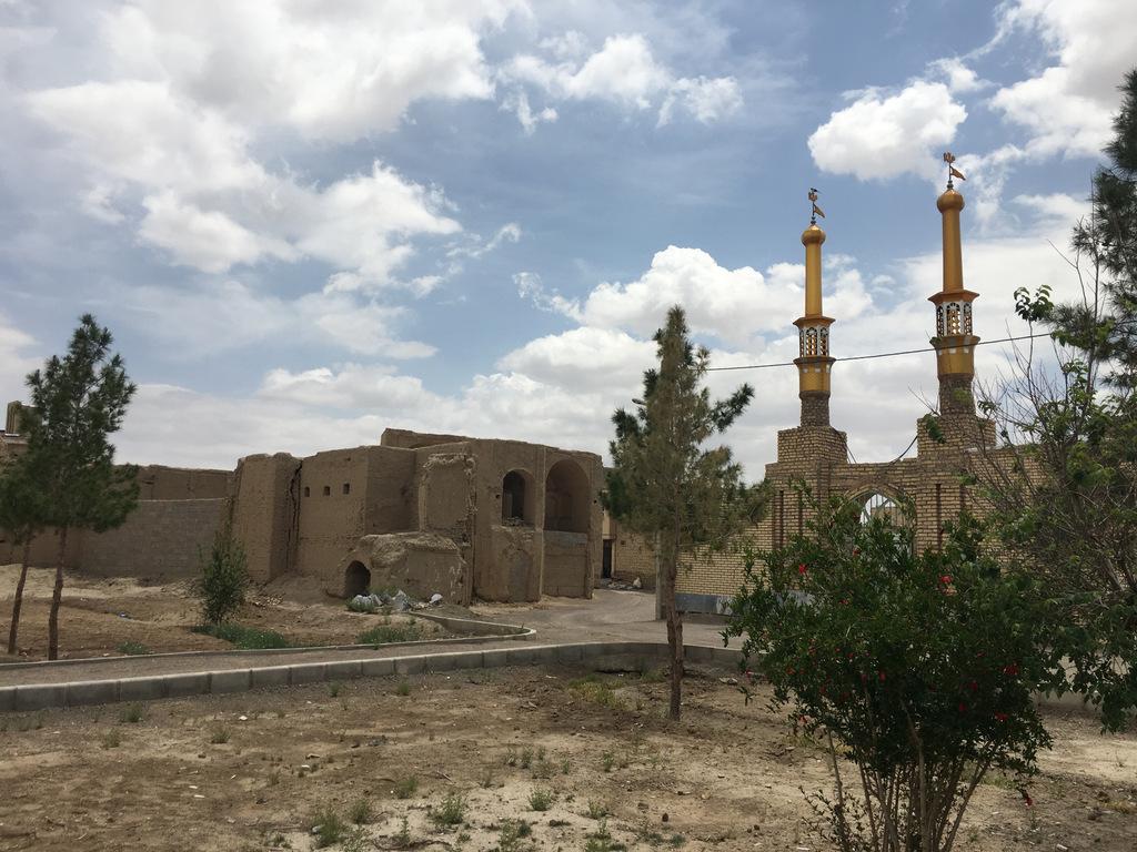 Gruzja-Armenia-Iran-Stambuł. Dzień 14: Varzaneh, miasto i pustynia 9