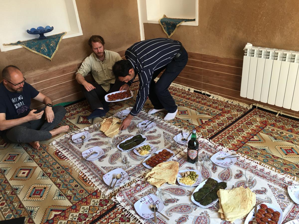 Gruzja-Armenia-Iran-Stambuł. Swoją drogą... 17