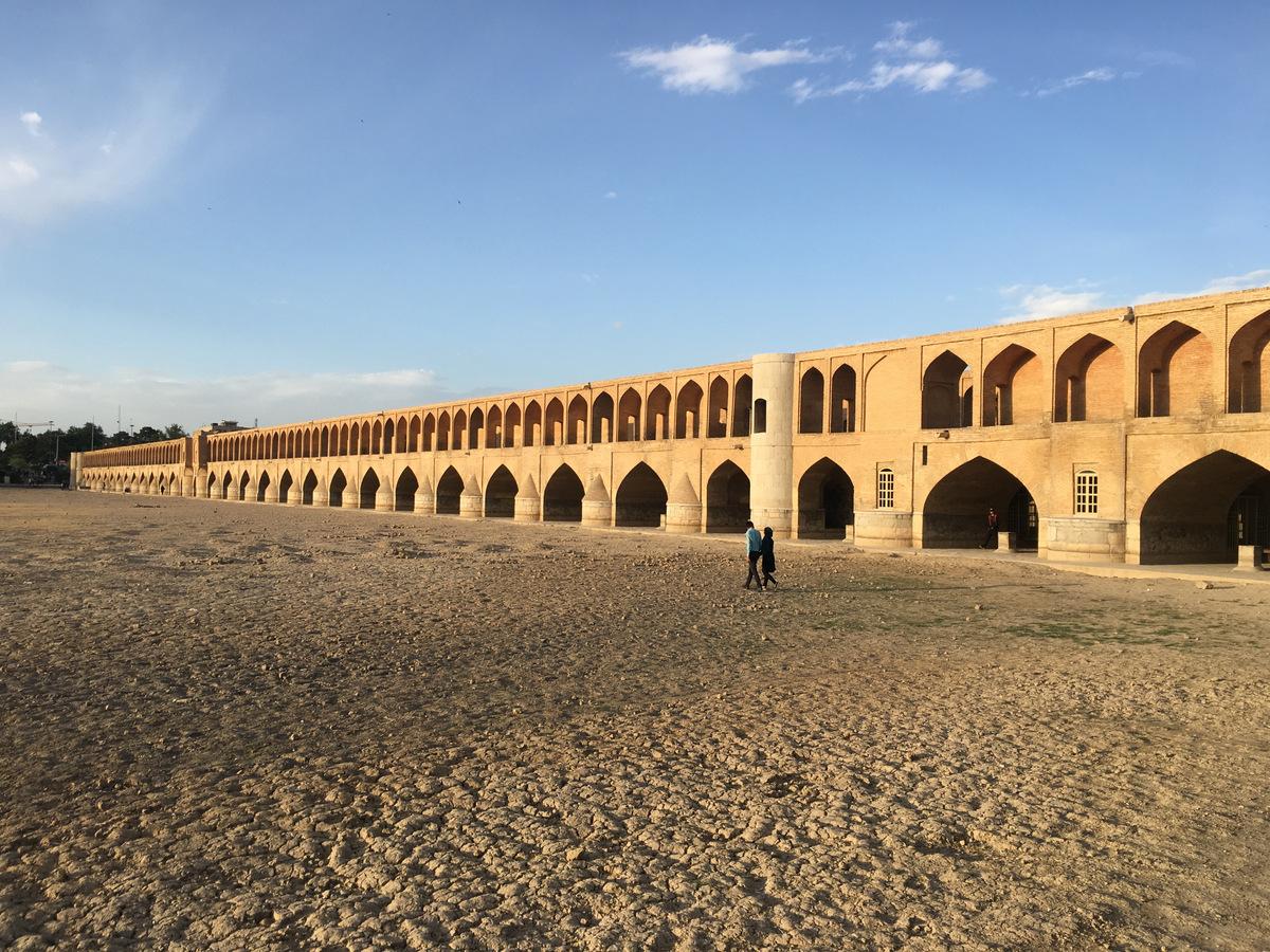 Gruzja-Armenia-Iran-Stambuł. Dzień 15: Mosty Esfahanu i piękni ludzie 7