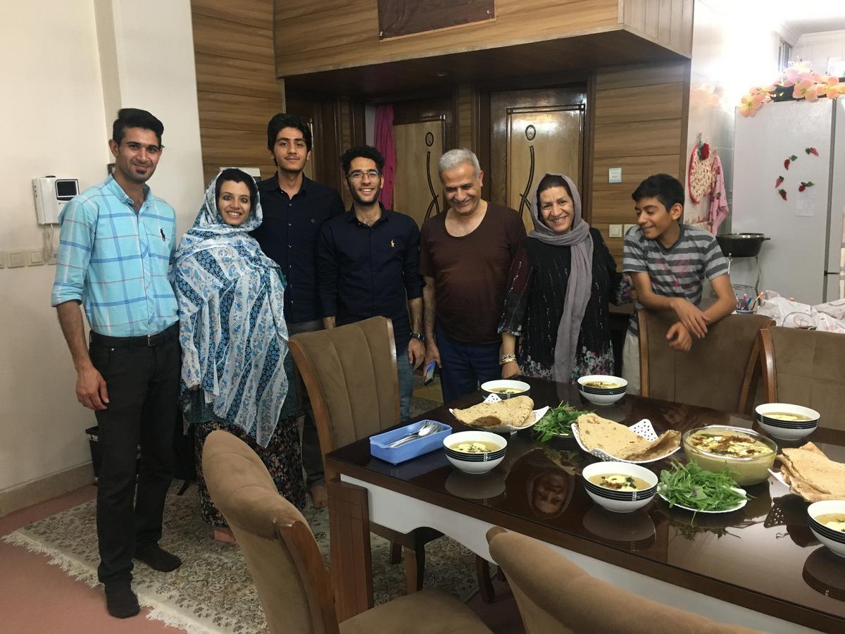 Gruzja-Armenia-Iran-Stambuł. Dzień 15: Mosty Esfahanu i piękni ludzie 13