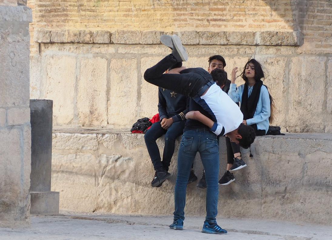 Gruzja-Armenia-Iran-Stambuł. Dzień 15: Mosty Esfahanu i piękni ludzie 8