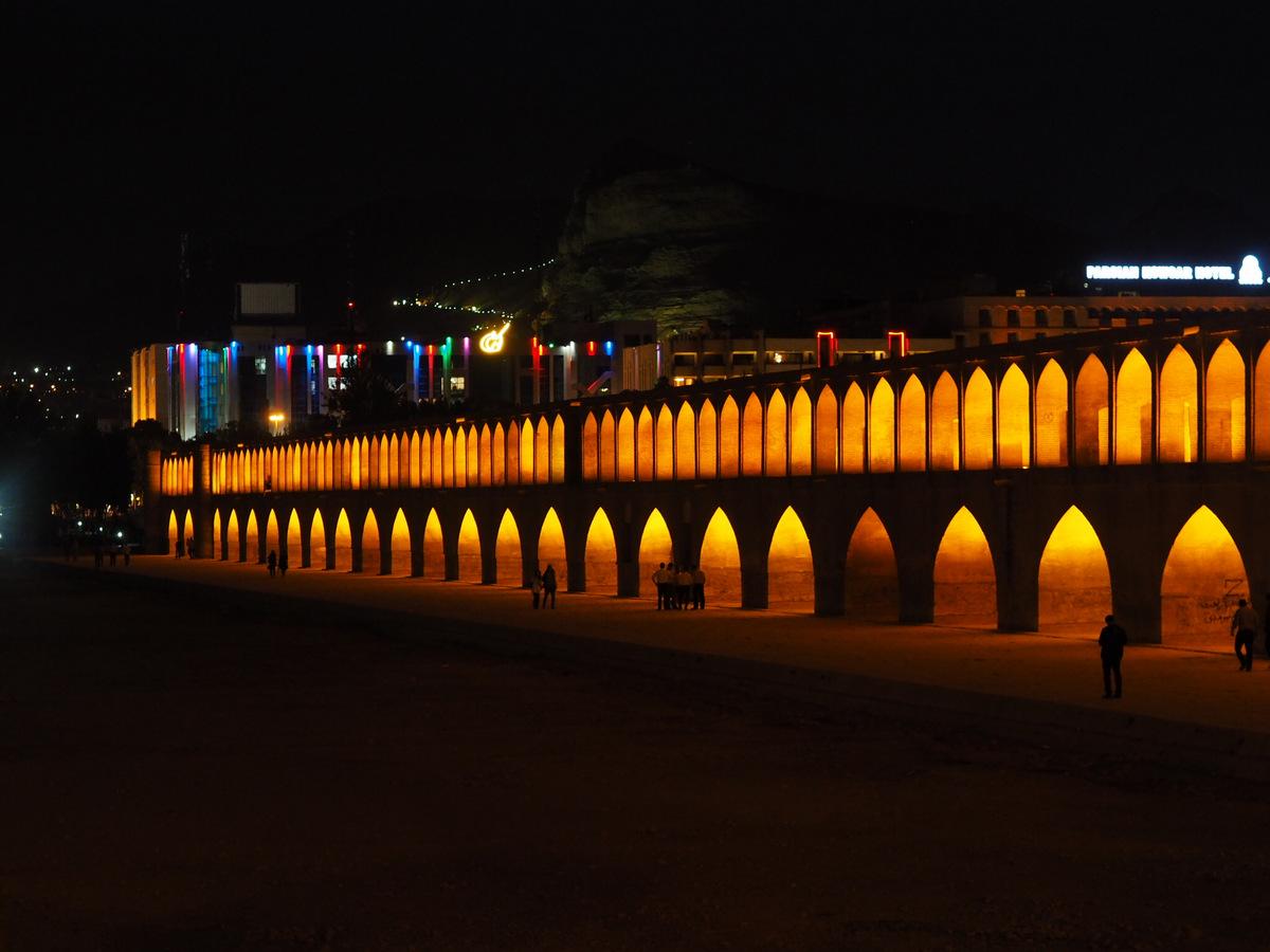 Gruzja-Armenia-Iran-Stambuł. Dzień 15: Mosty Esfahanu i piękni ludzie 9
