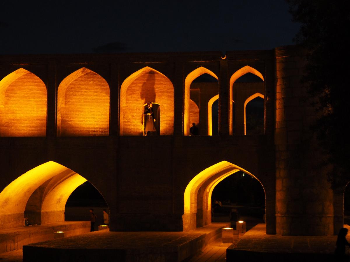 Gruzja-Armenia-Iran-Stambuł. Dzień 15: Mosty Esfahanu i piękni ludzie 10
