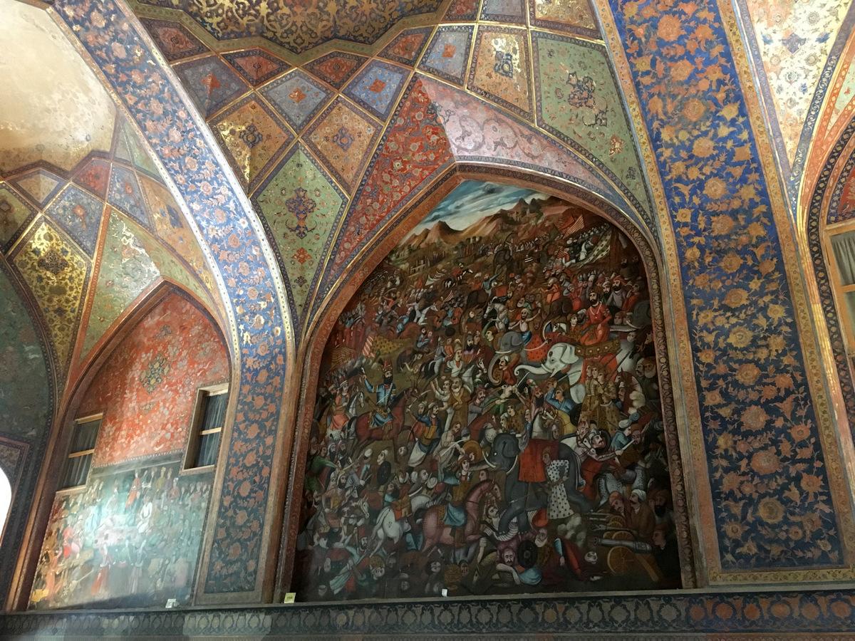 Gruzja-Armenia-Iran-Stambuł. Dzień 16: Esfahan i Teheran bye bye 7