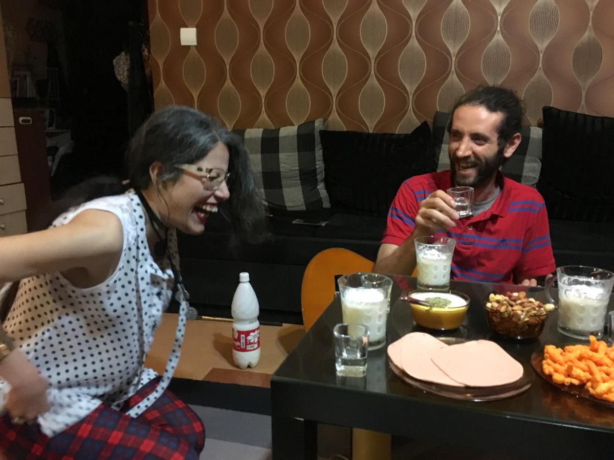 Gruzja-Armenia-Iran-Stambuł. Dzień 16: Esfahan i Teheran bye bye 18