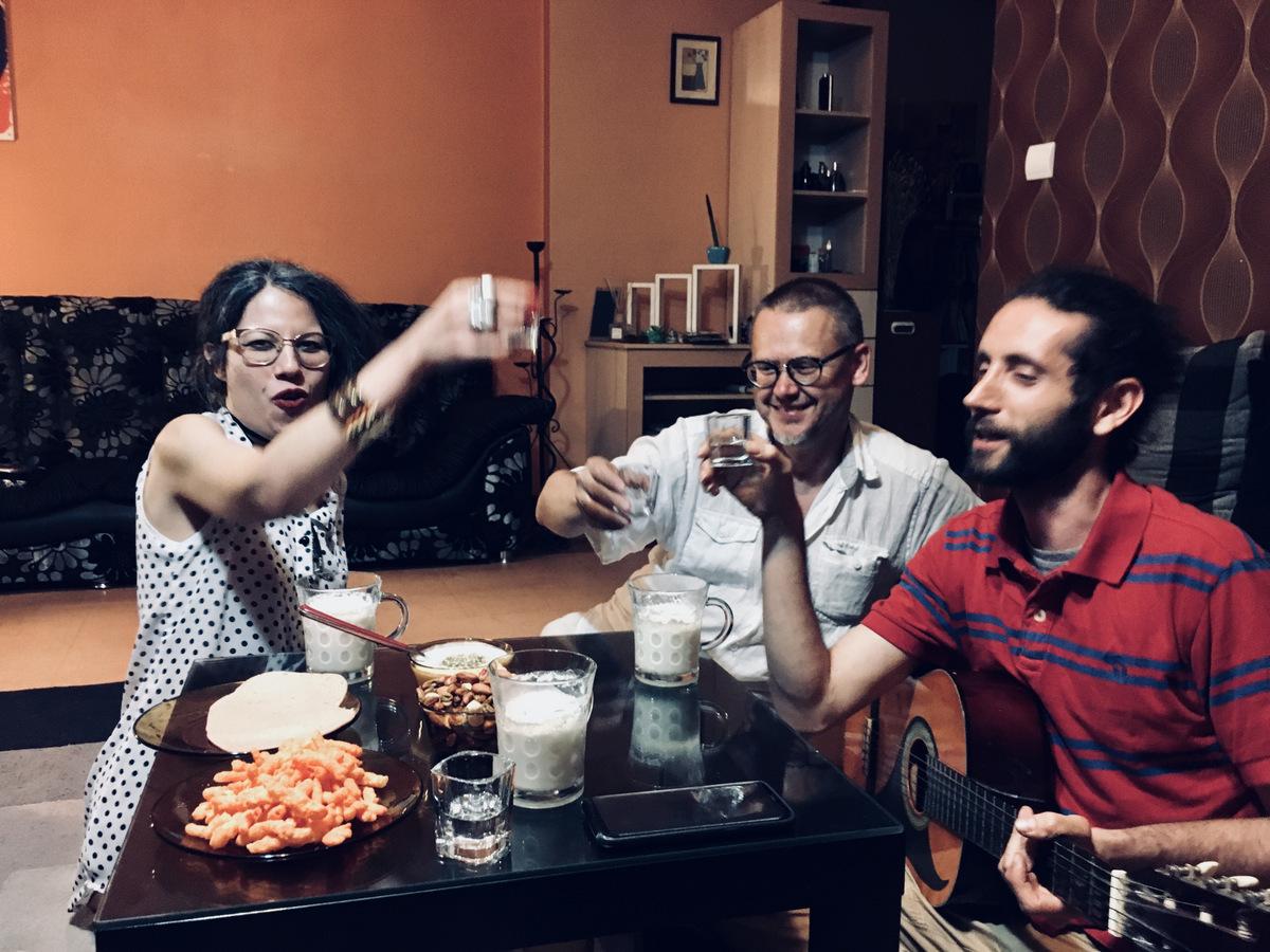 Gruzja-Armenia-Iran-Stambuł. Dzień 16: Esfahan i Teheran bye bye 16