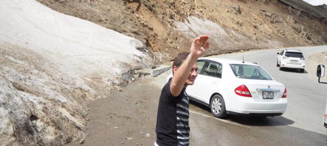 Gruzja-Armenia-Iran-Stambuł. Swoją drogą…