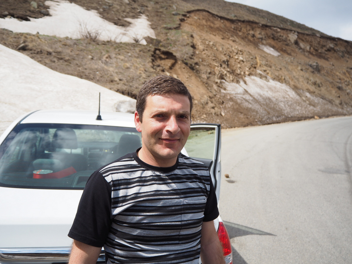Gruzja-Armenia-Iran-Stambuł. Swoją drogą... 9