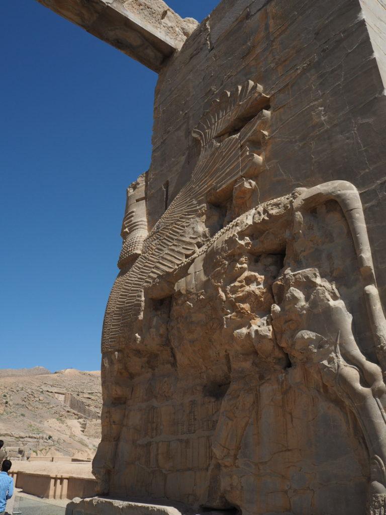 Gruzja-Armenia-Iran-Stambuł. Dzień 11: Persepolis 8