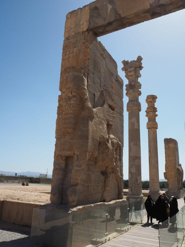 Gruzja-Armenia-Iran-Stambuł. Dzień 11: Persepolis 10