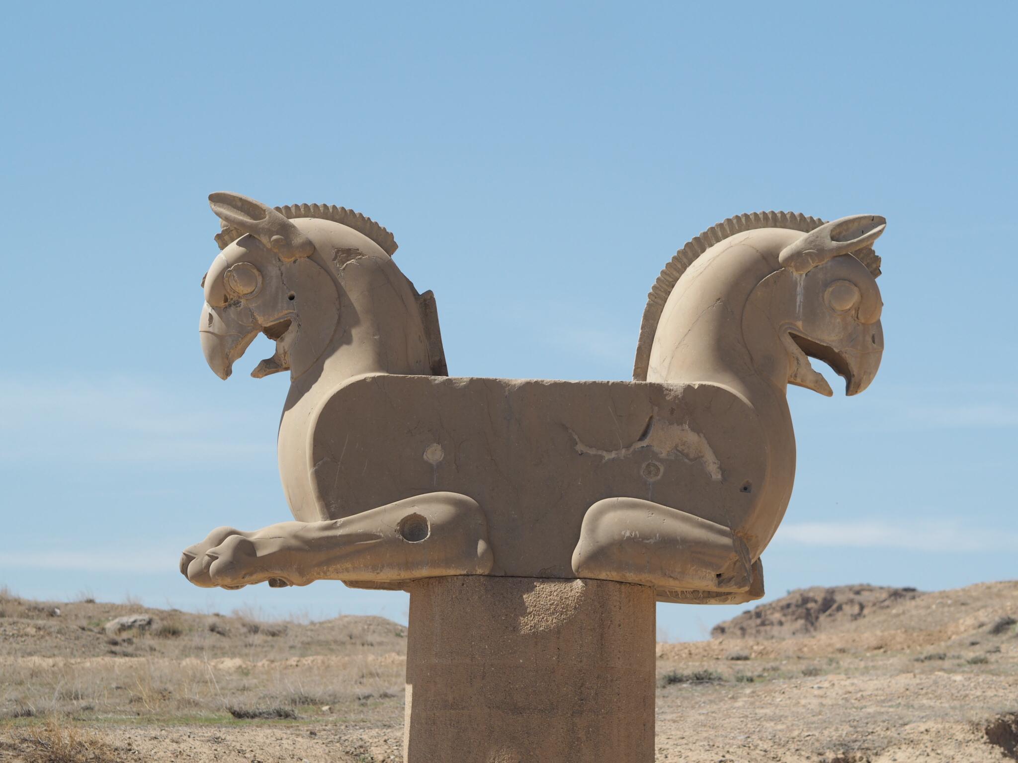 Gruzja-Armenia-Iran-Stambuł. Dzień 11: Persepolis 6