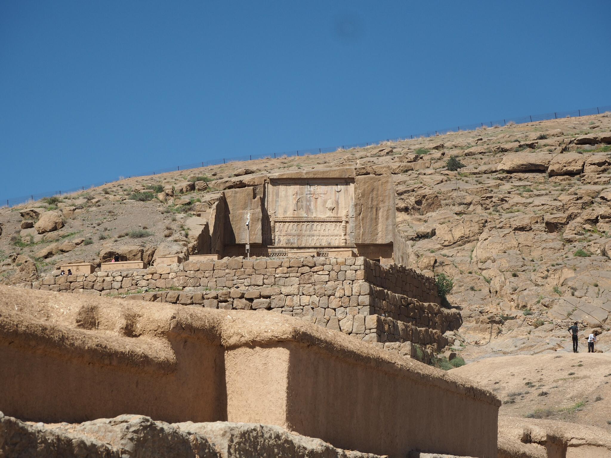 Gruzja-Armenia-Iran-Stambuł. Dzień 11: Persepolis 11