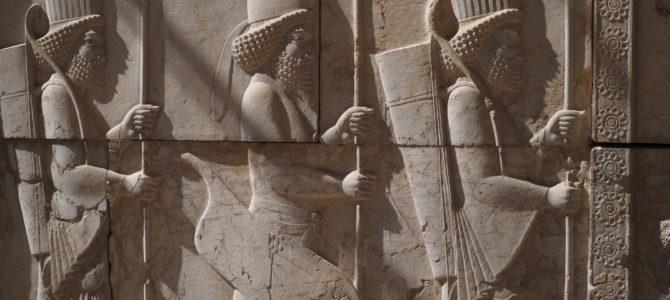 Gruzja-Armenia-Iran-Stambuł. Dzień 11: Persepolis