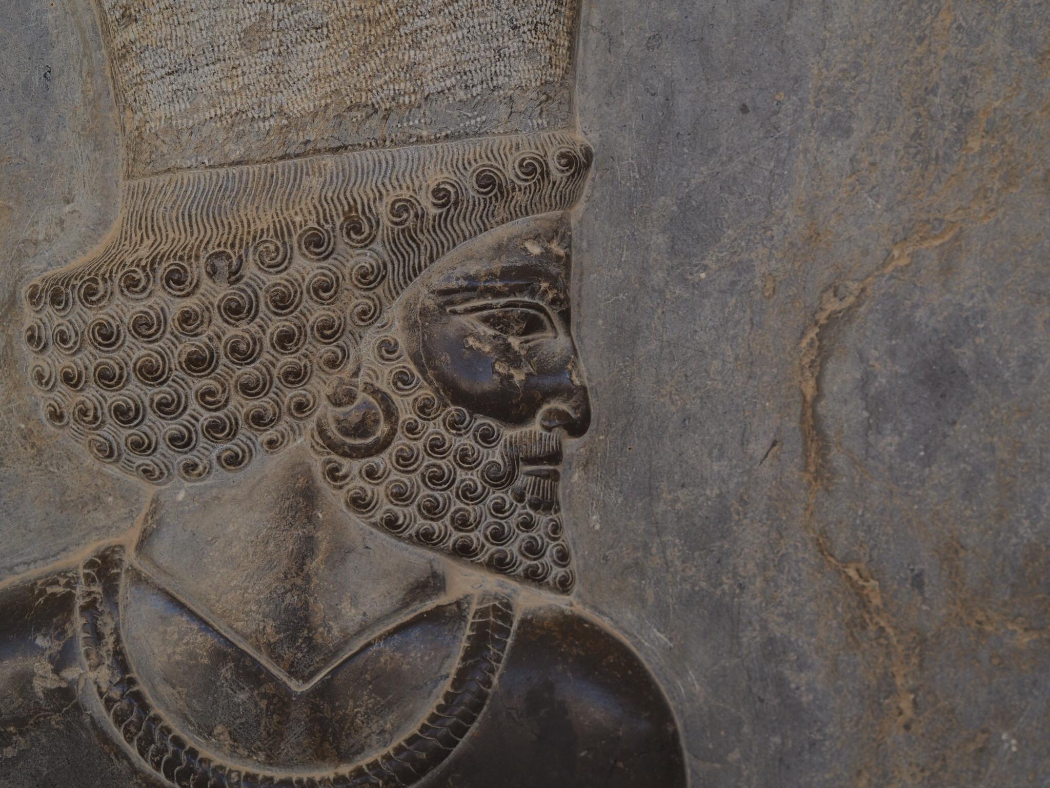 Gruzja-Armenia-Iran-Stambuł. Dzień 11: Persepolis 9
