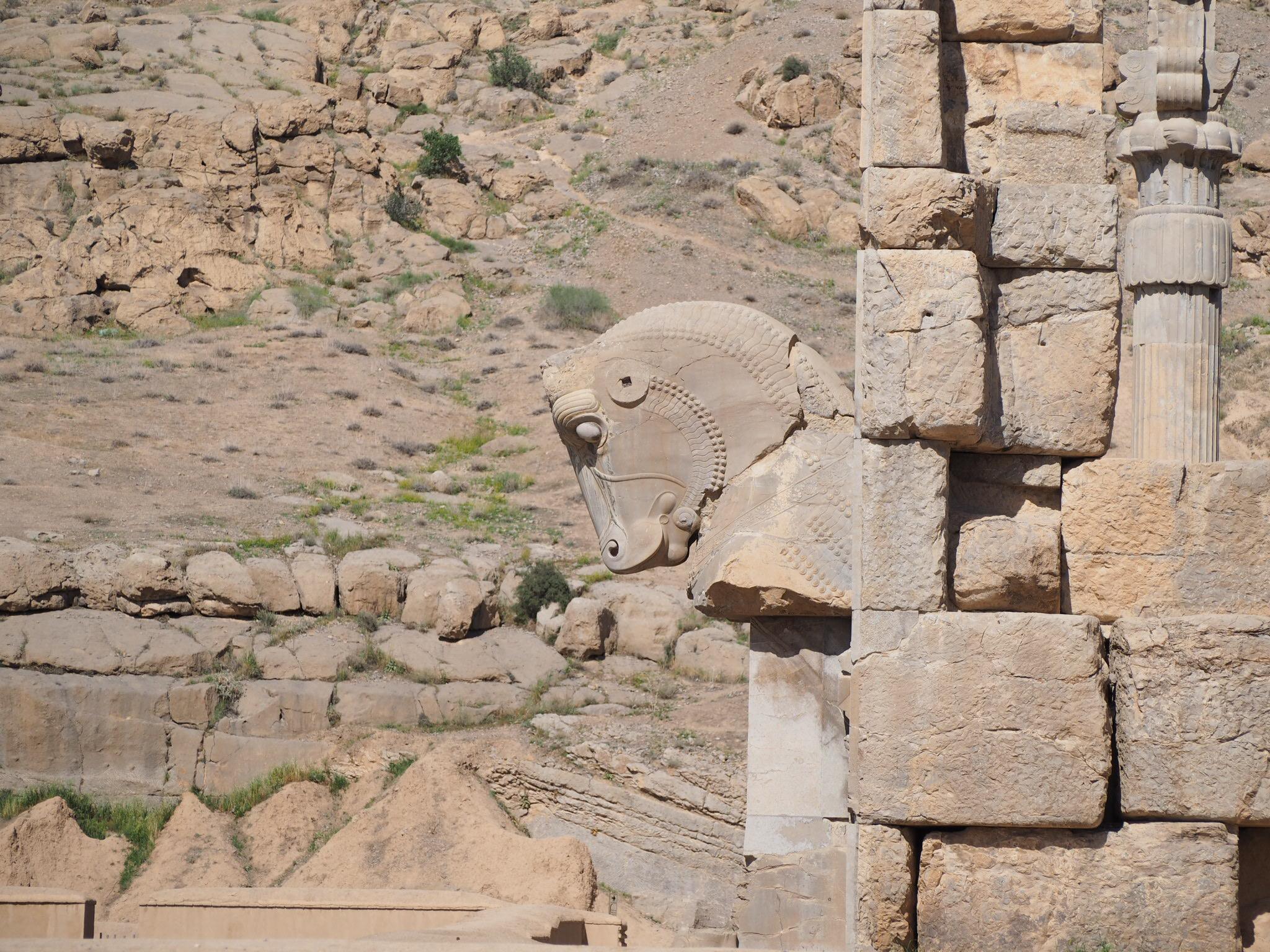 Gruzja-Armenia-Iran-Stambuł. Dzień 11: Persepolis 7