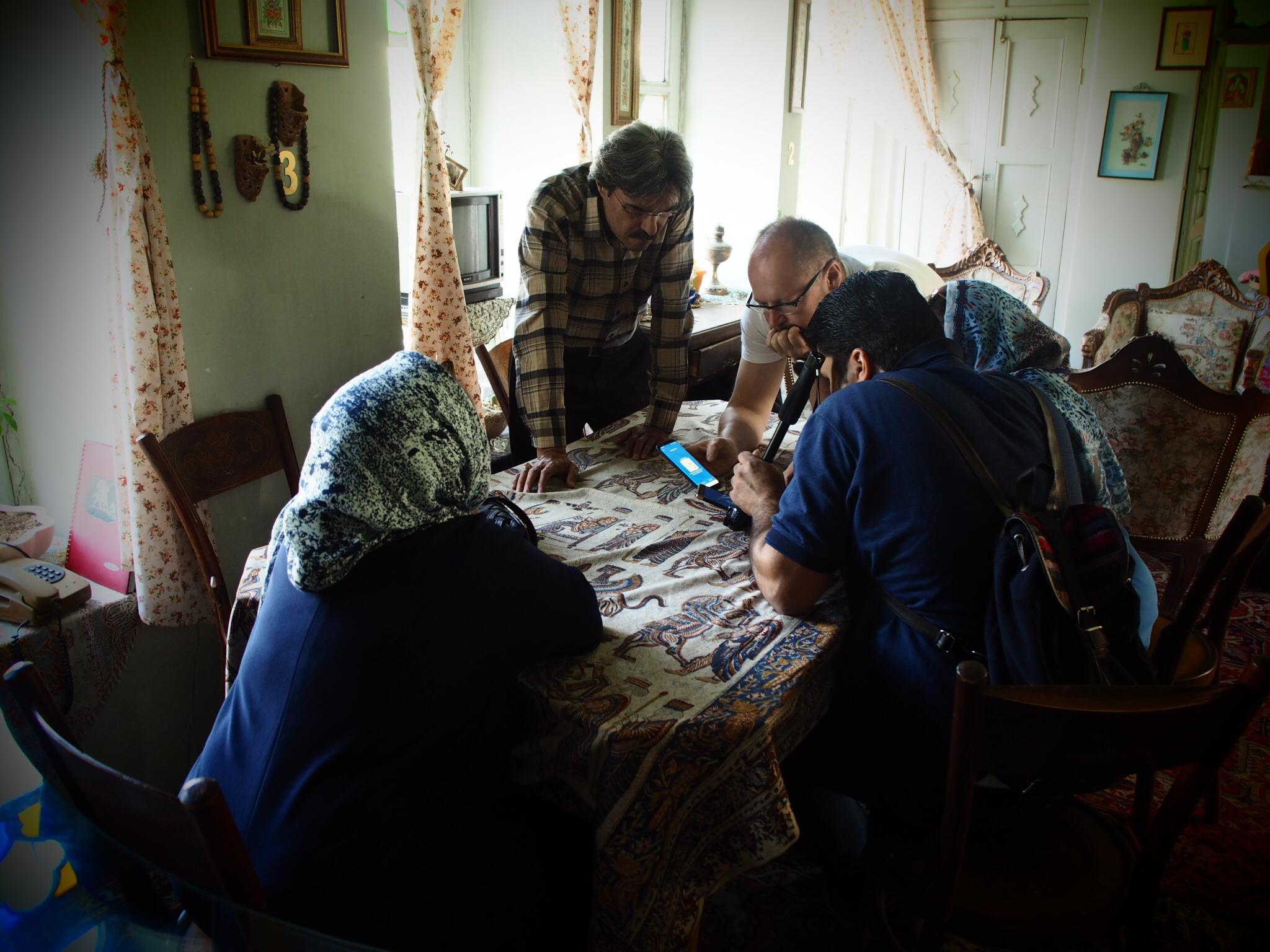 Gruzja-Armenia-Iran-Stambuł. Dzień 12: jazda do Yazdu! 10