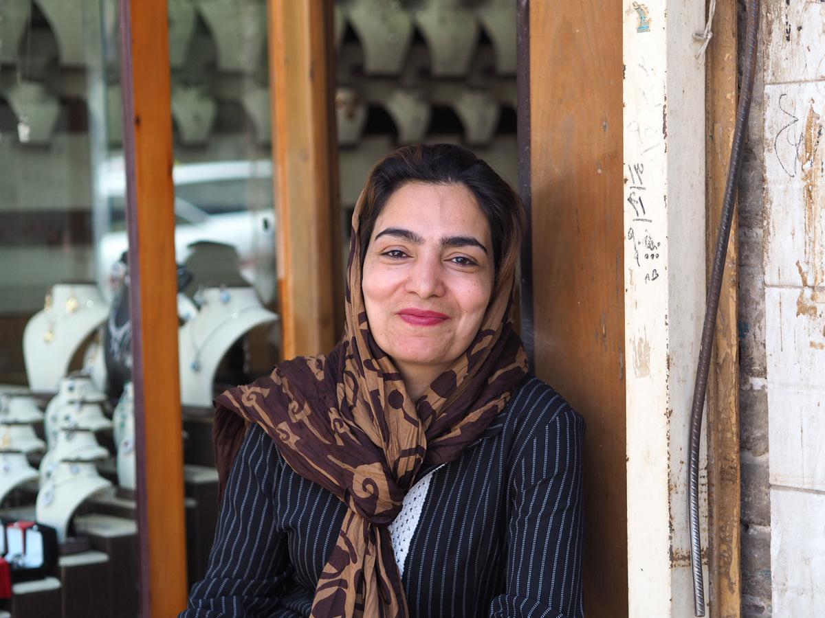 Gruzja-Armenia-Iran-Stambuł. Dzień 13: Yazd i wyjazd 19