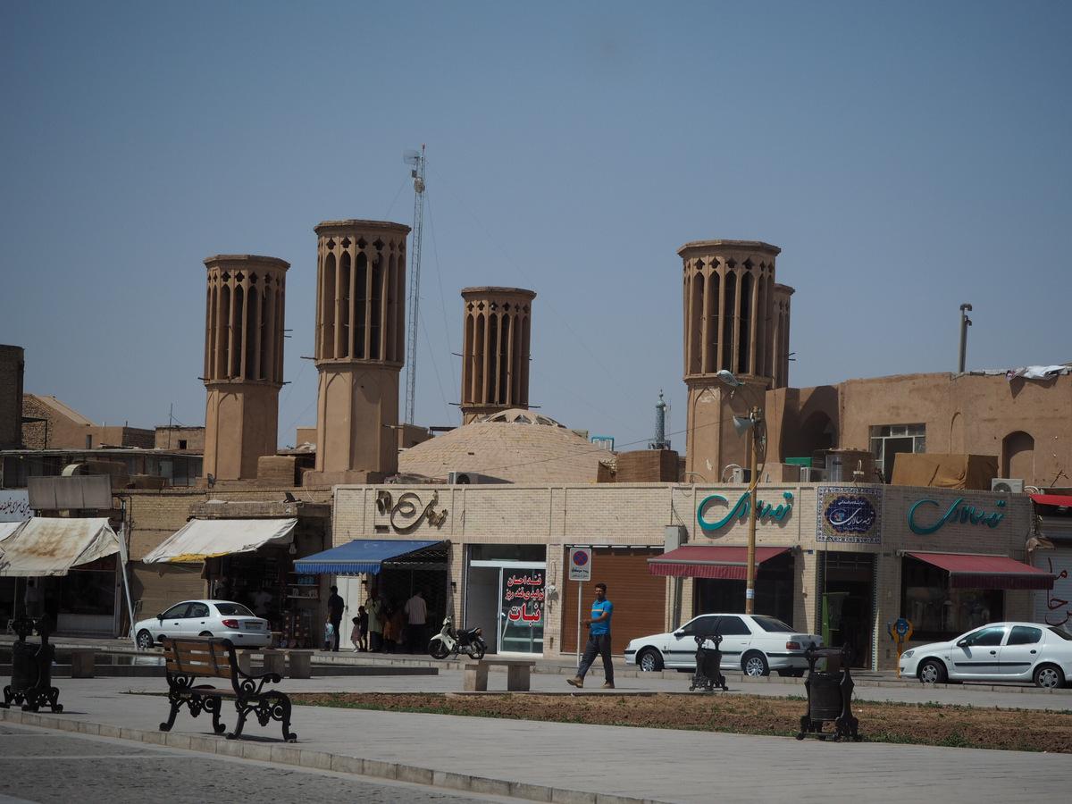 Gruzja-Armenia-Iran-Stambuł. Dzień 13: Yazd i wyjazd 26