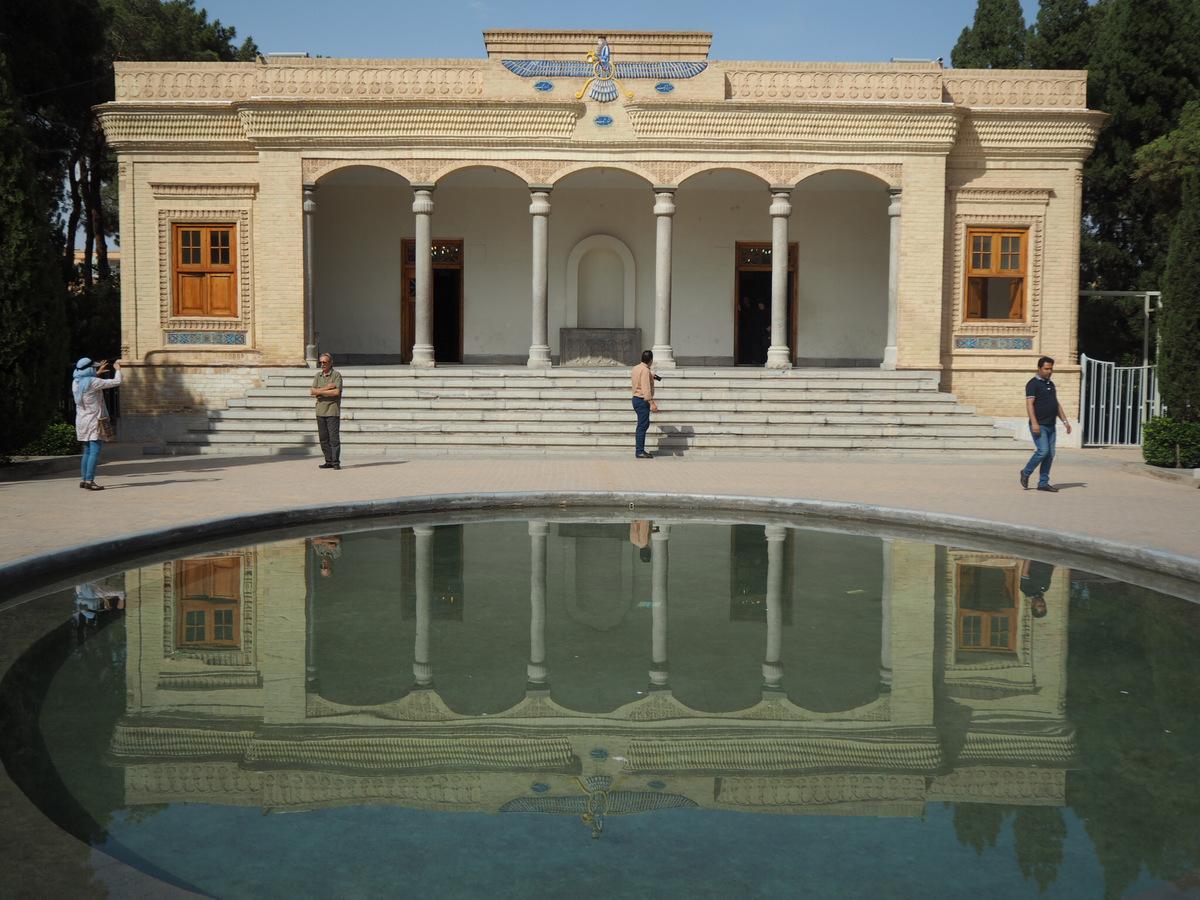 Gruzja-Armenia-Iran-Stambuł. Dzień 13: Yazd i wyjazd 21