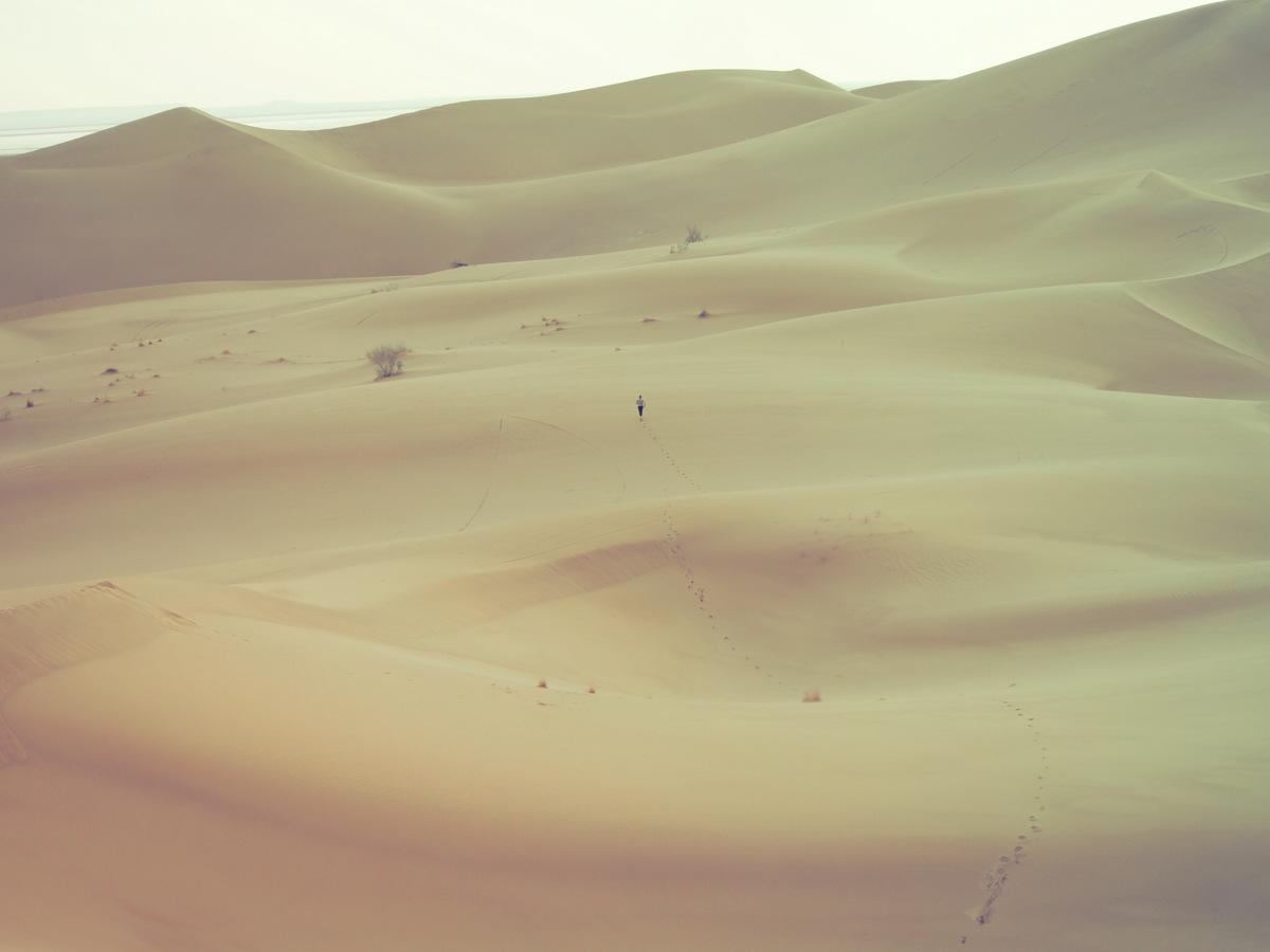 Gruzja-Armenia-Iran-Stambuł. Dzień 14: Varzaneh, miasto i pustynia 27