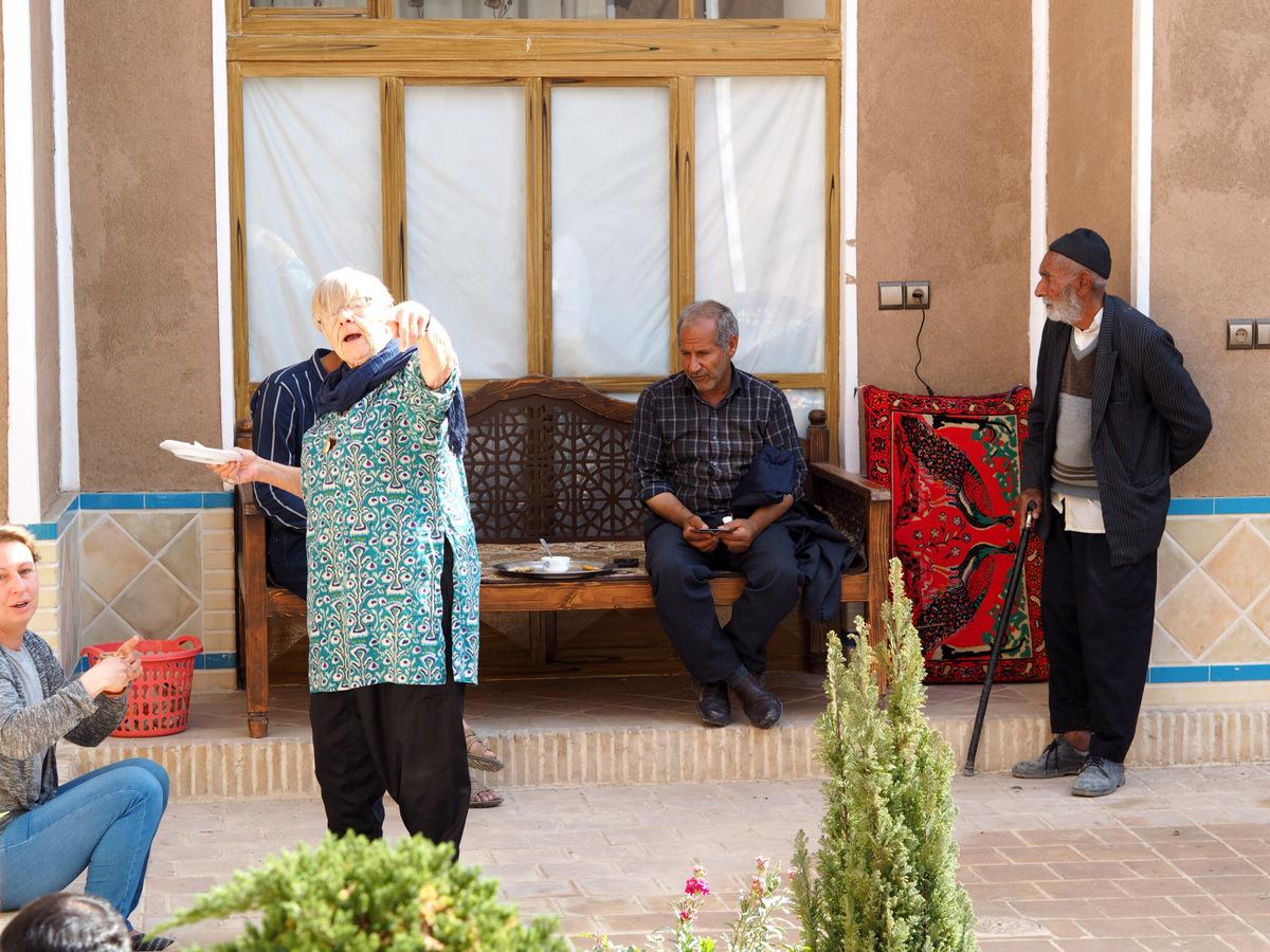 Gruzja-Armenia-Iran-Stambuł. Dzień 13: Yazd i wyjazd 31