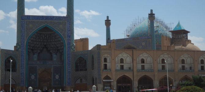 Gruzja-Armenia-Iran-Stambuł. Dzień 15: Esfahan, ach, Esfahan!
