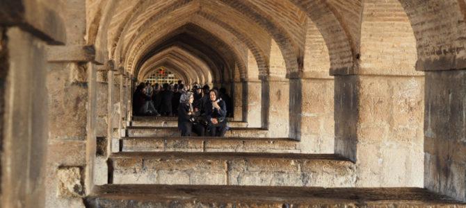 Gruzja-Armenia-Iran-Stambuł. Dzień 15: Mosty Esfahanu i piękni ludzie