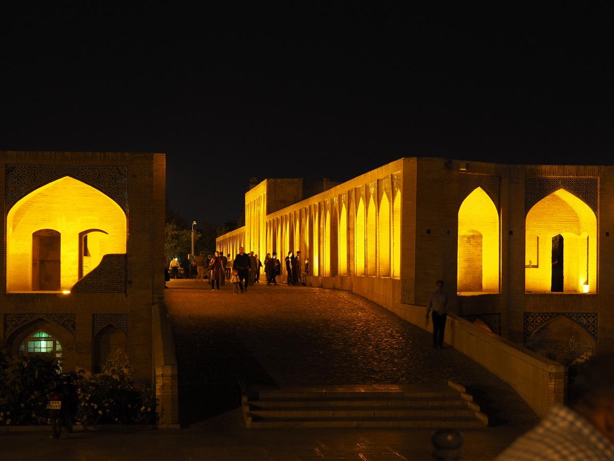 Gruzja-Armenia-Iran-Stambuł. Dzień 15: Mosty Esfahanu i piękni ludzie 12