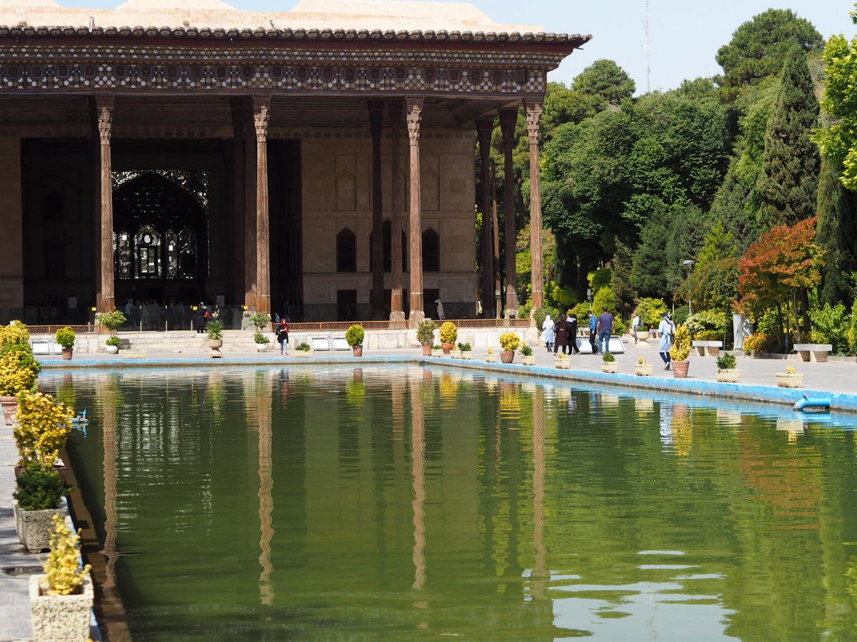 Gruzja-Armenia-Iran-Stambuł. Dzień 16: Esfahan i Teheran bye bye 5
