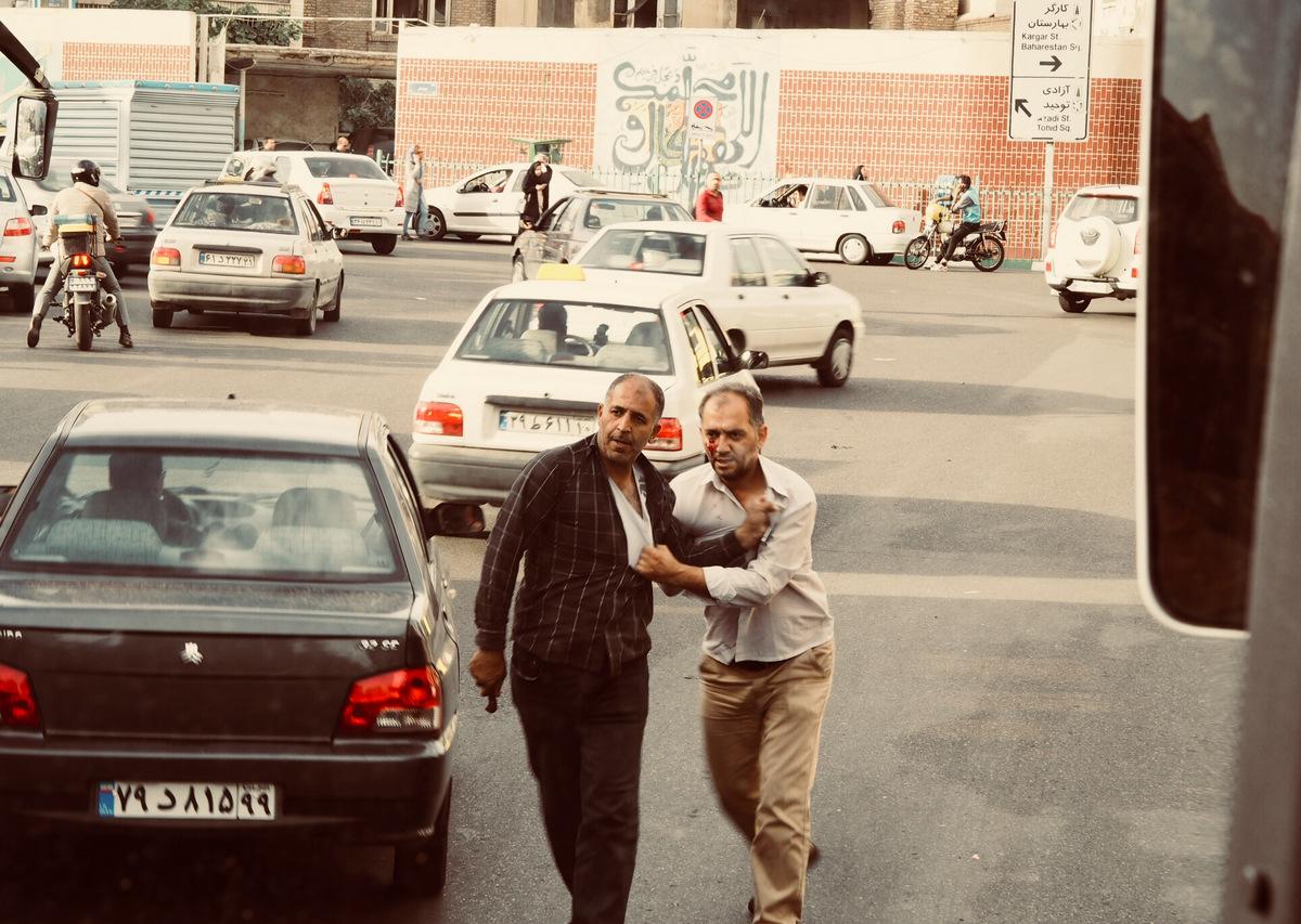 Gruzja-Armenia-Iran-Stambuł. Dzień 16: Esfahan i Teheran bye bye 12
