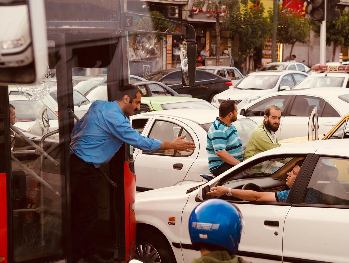 Gruzja-Armenia-Iran-Stambuł. Dzień 16: Esfahan i Teheran bye bye 11