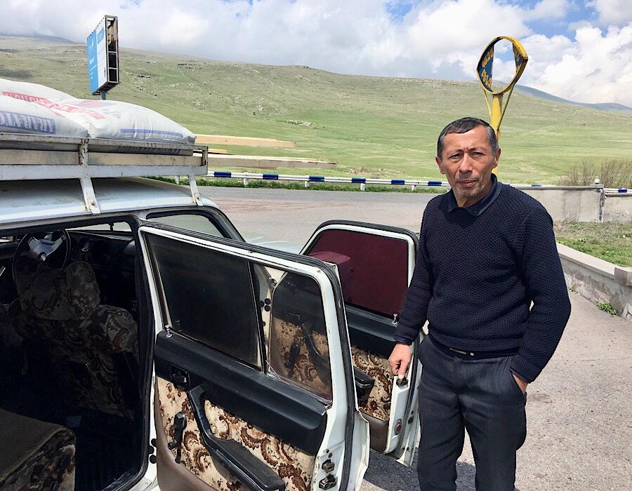 Gruzja-Armenia-Iran-Stambuł. Swoją drogą... 19