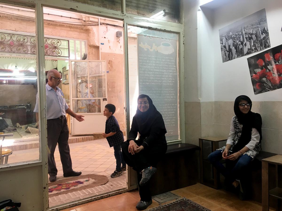 Gruzja-Armenia-Iran-Stambuł. Dzień 13: Yazd i wyjazd 14